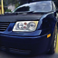 Car-Hood-Bra-in-DIAMOND-Fits-VW-Volkswagen-Jetta-MK4-Bora-99-00-01-02-03-04 thumbnail 1