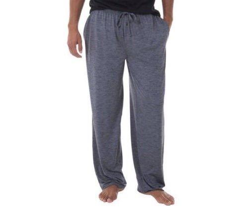 6ceb31d903c Mens Large 36-38 Pajama Pants Fruit of The Loom Grey Beyondsoft Sleep Pant  for sale online