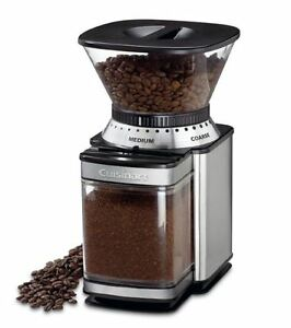 Cuisinart-DBM-8-Supreme-Grind-Automatic-Burr-Mill-Grinder-Stainless-Steel-NEW