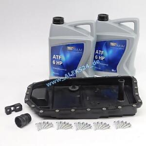 Automatikgetriebe Service Ölwechsel inkl Hülse 10L ATF für BMW 3er E90 6HP19