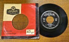 "LITTLE RICHARD Tutti frutti / Long tall Sally  7"" 45 giri orig Italy 1956 London"