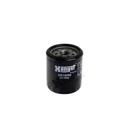 Fits Aixam 400 0.5 Genuine Hella Hengst Screw On Engine Oil Filter