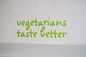 Vegetarians-Taste-Better-Vinyl-Car-Laptop-Decal-Bumper-Window-Mirror-Sticker