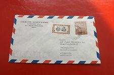 *Brief Beleg - Boliviennach Deutschland - Salzgitter 50-er Jahre (77)