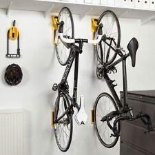 Cycloc Endo Vertical Wall Mounted Flat Folding Bike Storage Holder Rack Green