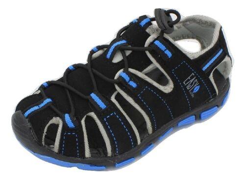 Boy/'s Outdoor Athletic Hiking Sandal Toddler//Little Kid