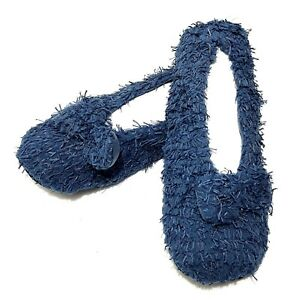Taille Douillet 36 D'hiver Ballerines Chaussures Mules Peluche Chaussons Doux IxH0pwp1