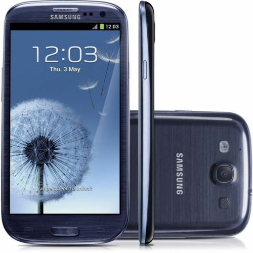 1 of 1 - Samsung Galaxy S III I9300, S3 Pebble Blue Unlocked / sim free