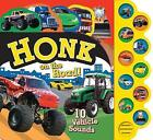 Honk on the Road!: 10 Vehicle Sounds by Parragon Books Ltd (Board book, 2014)