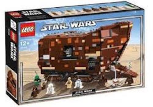 LEGO Star Wars  SANDCRAWLER   (10144)  Brand New In Box