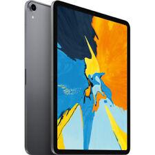 "Apple 11"" iPad Pro (256GB, Wi-Fi + 4G LTE, Space Gray)"