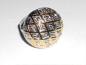 Damen-Ring-Edelstahl-316-L-massiv-Gold-Silber-Gr-54-17-2-mm-Gr-57-18-1-mm