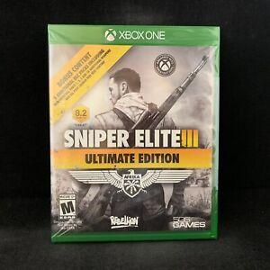 Sniper-Elite-III-3-Ultimate-Edition-Xbox-One-BRAND-NEW