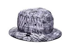 LRG Men's Geometric Solid Reversible Bucket Hat