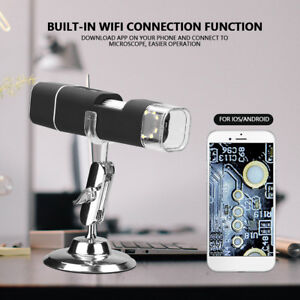 Digital-Electron-Microscope-Wireless-WiFi-1000X-2MP-HD-USB-for-iPhone-Android