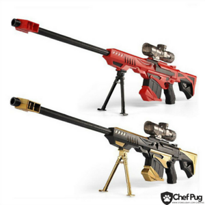 Barrett Elite Nerf Gun Strike Dart Blaster Toy Lot Cs Darts Vulcan Recon Fire