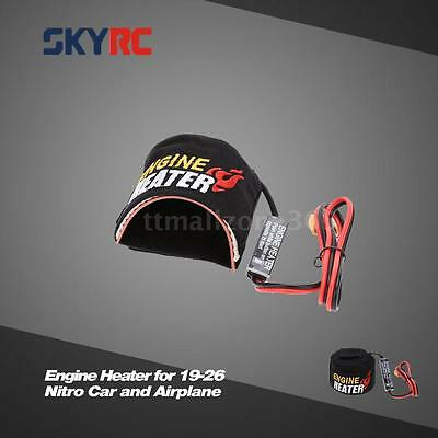 SKYRC Engine Heater for 19-26 RC Nitro Car Airplane Helicopter upgraded G1CZ