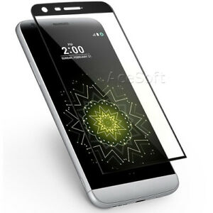 For Sprint LG G5 LS992 Full Coverage Tempered Glass Screen ...