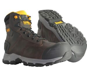 Personal Protective Equipment (ppe) Friendly Rock Fall Texas Ii Brown S3 Hro Composite Toe Cap Safety Rigger Boots Work Boots