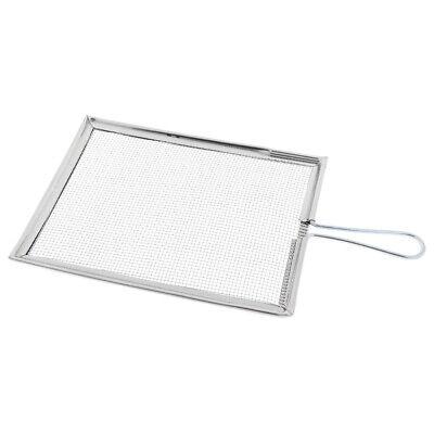 Fenteer Premium Metall Spritzer-Schirm-Schutz Spritzschutz Spritzsieb Spritzschutzsieb rund