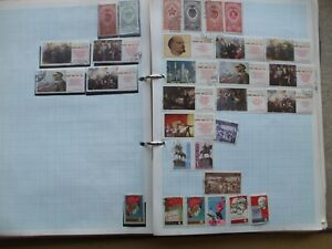 ALBUM-WITH-TWO-THOUSAND-FIVE-HUNDRED-STAMPS-RUSSIA