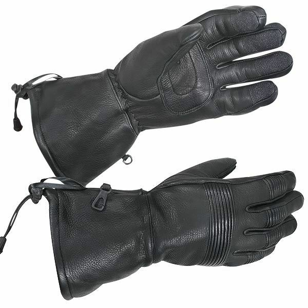 Xelement Deerskin Insulated SKIING MOTORCYCLE Gloves MADE IN THE USA 2