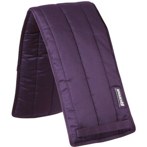 Roma Pad For Unisex Saddlery Lunge Roller Purple All Sizes
