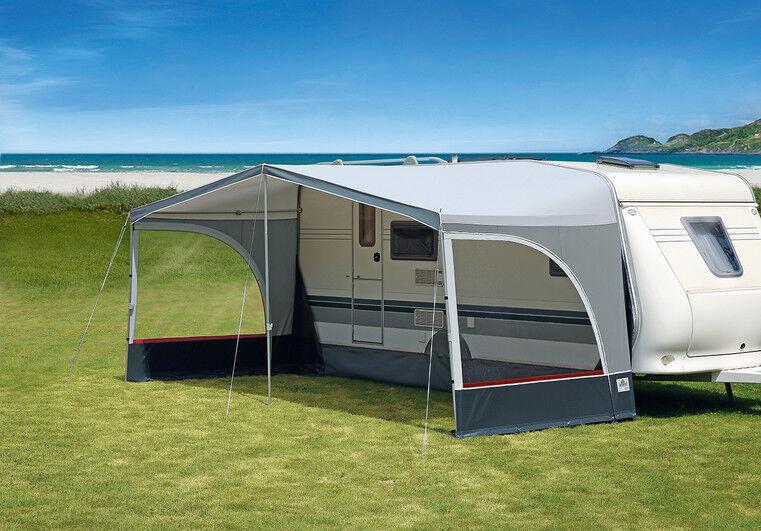 BRAND Wohnwagen Sonnendach Sunny SD Gr. 21, Vorzelt, Zelt Camping