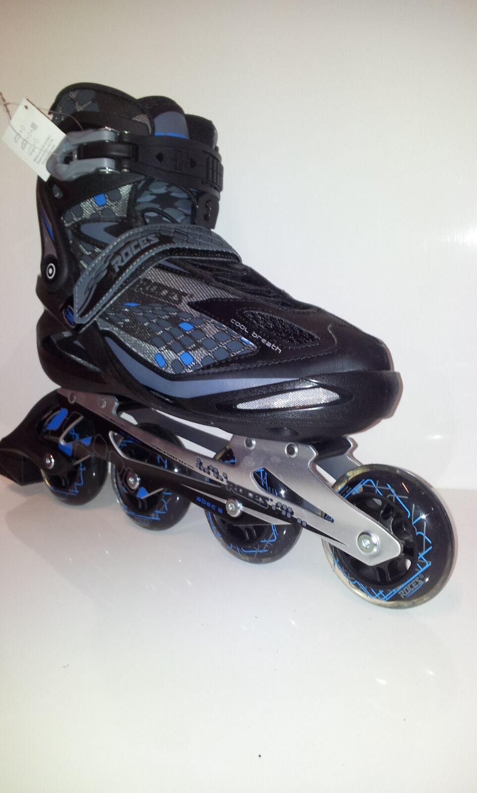 Roces Equalizer Fitness Freizeit Inline Skates 80 mm Inliner Gr. Gr. Gr. 39  -Sale- 720120