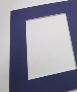 Image Is Loading Picture Frame Mat 16x20 For Custom Cut Opening