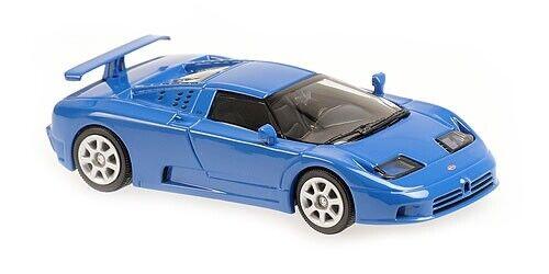 BUGATTI EB 110 1994 Blue 1//43 MINICHAMPS MAXICHAMPS 940102110