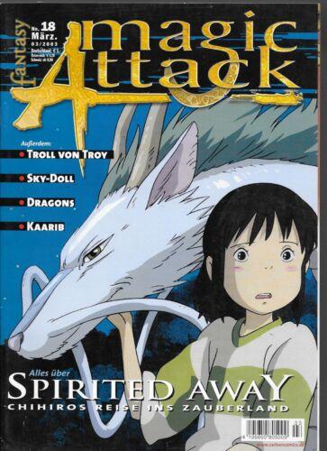 Magic Attack Nr.18 2003 Carlsen Comics