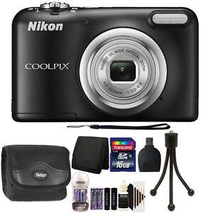 Nikon-COOLPIX-A10-16-1-MP-Compact-Digital-Camera-Black-16GB-Premium-Bundle