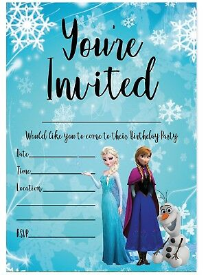 Brilliant Frozen Birthday Party Invitations Disney Princess Anna And Funny Birthday Cards Online Ioscodamsfinfo