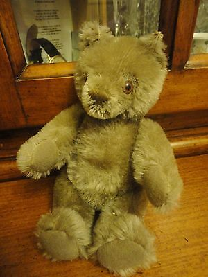 Industrioso Vintage Anni 1960 Steiff Mohair Bear 6 Pollici-
