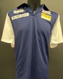 Signed Robert Thornton 2014 World Cup Match Worn Shirt with COA