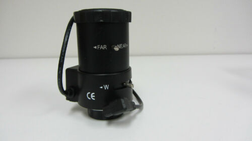 "New CCTV Camera Lens 5mm~50mm 1//3/"" Varifocal Auto Iris CS Mount"