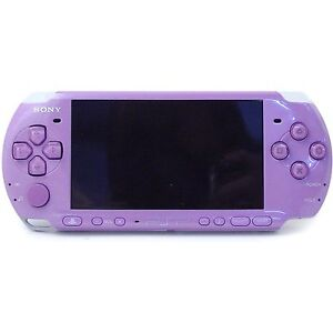 SONY-PSP-3000-Limited-Edition-Purple-Console-VGC-Warranty