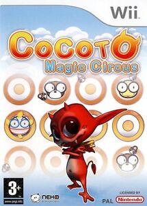 Cocoto-magic-circus-JEU-Wii-NEUF