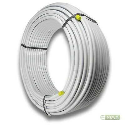 25m Aluminium Mehrschicht Verbundrohr 16x2mm für Heizung Sanitär Trinkwasser