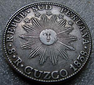 1838-8-Reales-Cuzco-Peru