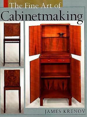 1 of 1 - Fine Art of Cabinetmaking by James Krenov (Hardback, 2007)