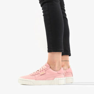 Details about WOMEN'S SHOES SNEAKERS PUMA CALI EMBOSS WNS [369734 04]
