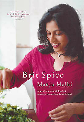 Brit Spice, Malhi, Manju | Hardcover Book | Good | 9780718145033