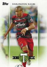 2017 Topps Major League Soccer Complete Hand Collated Set (1-190) - #MLS