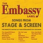 The Embassy Label Songs From Stage & Screen Richard Rodgers Audio CD
