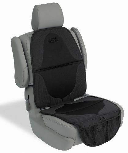 Summer Infant Elite DuoMat for Car Seat, Black , New, Free S