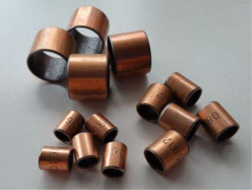 10pcs New SF-1 2020 Self Lubricating Composite Bearing Bushing Sleeve 23*20*20mm