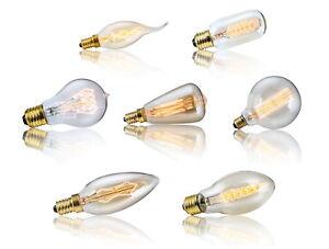 Lampada led vintage w filamento l mpada led l mpada led l mpada