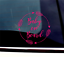 Baby-On-Board-Baby-Child-Window-Bumper-Car-Sign-Decal-Sticker thumbnail 27